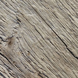Wooden surface with cracks Royalty Free Stock Photo