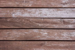 Wooden surface. Empty surface of old wooden table Stock Image