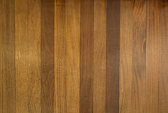 Wooden surface with planks Royalty Free Stock Images