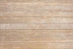 Wooden surface with planks Royalty Free Stock Photos