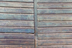 Wooden surface. Royalty Free Stock Image