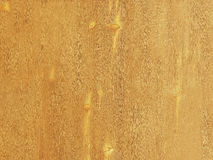 The wooden surface. The wooden surface in a yellow golden color Royalty Free Stock Photography