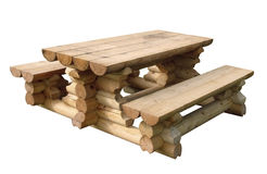 Wooden table Stock Photos