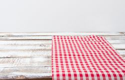 Free Wooden Table And Tablecloth, Mock Up,copy Space, Holidays, Food Drinks Royalty Free Stock Photos - 133689878