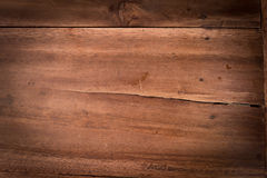 Wooden Table Background. An old wooden table texture Royalty Free Stock Photo