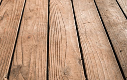 Wooden table brown Royalty Free Stock Photo
