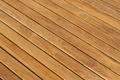 Wooden table floor Royalty Free Stock Image