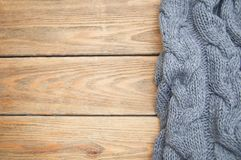 Knitted cloth Stock Photos