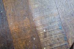 Wooden Table Texture Stock Images