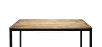 Wooden table top Stock Photography