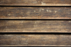 Wooden tables Royalty Free Stock Image