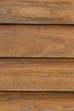 Wooden Teak background Stock Image