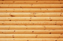 Wooden texture. Wall of wooden planks forming texture Royalty Free Stock Image