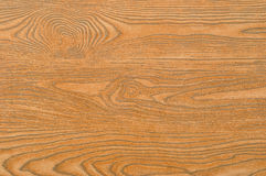 Wooden texture. The brown wooden texture on the floor Stock Photography