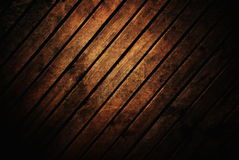 Wooden texture. Brown wooden scratched texture, image Royalty Free Stock Image