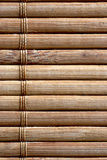 Wooden texture. With lasher chains Stock Image