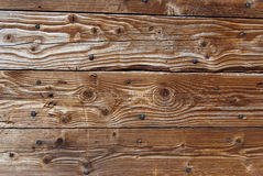 The wooden texture. Royalty Free Stock Photo