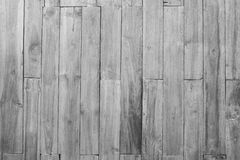 Wooden texture background, black and white picture style Stock Photo