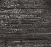 Wooden texture background. Grey wood panel planks,   natural gra. Y  color, stack horizontal with  grain Stock Photo