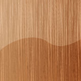 Wooden texture background. Background lacquered wooden texture, vector art illustration Stock Images