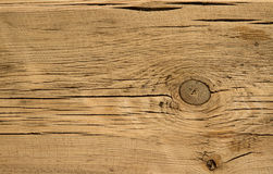 Wooden texture, brown old wood background Royalty Free Stock Photos