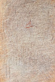 Wooden texture with cuts Royalty Free Stock Image