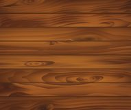 Wooden texture of dark brown boards. For natural background design. For interior or construction design usage Royalty Free Stock Photo