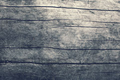 Wooden texture gray table, natural wood background Royalty Free Stock Photography