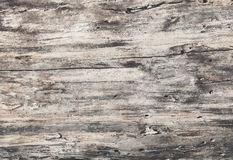 Wooden texture grey natural background with cracks Stock Photography