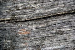 Wooden texture on the hovel. Wood textured background. Old wood table Stock Photos