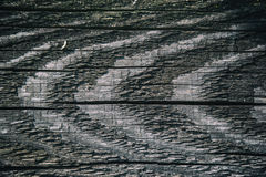 Wooden texture on the hovel. Wood textured background. Old wood table Royalty Free Stock Photography