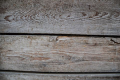 Wooden texture on the hovel. Wood textured background. Old wood table Royalty Free Stock Photos