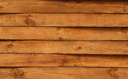 Wooden texture of light boards. Wood texture. Old wooden boards. Natural wood texture. Wooden boards horizontally located near eac Stock Photography