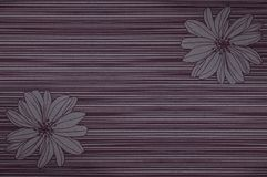 Wooden texture mica floral background. Closeup shot on wooden texture mica floral background Stock Images