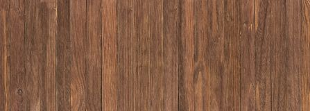 Brown board, wood texture close-up. Wooden background in rustic. Wooden texture with natural pattern wallpaper, background brown wood royalty free stock image