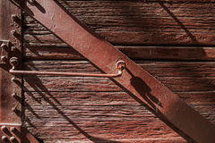 Wooden texture planks wall for old vintage Stock Photos