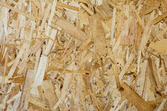 Wooden texture from plywood or hardboard Royalty Free Stock Photography
