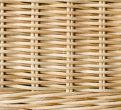 Wooden texture of rattan Stock Image