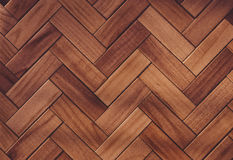 Wooden texture. From rectangle blocks Royalty Free Stock Image