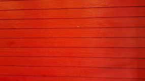 Wooden texture in red color Stock Images