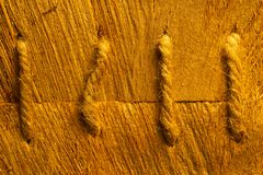 Free Wooden Texture. Rough Wood Macro Background Royalty Free Stock Photography - 154111657
