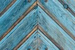 Wooden texture with scratches and cracks Stock Photos