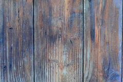 Wooden texture with scratches and cracks Stock Photography