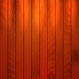 Wooden texture with spotlight. EPS 10 Stock Images