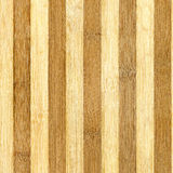 Wooden texture striped bamboo. Stock Photos