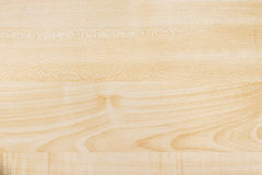 Wooden texture. Unmarked and unscratched wood board texture Royalty Free Stock Image