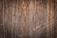 Wooden texture. vignette background old panels Stock Photo