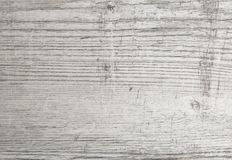 Wooden texture. Vintage grey scuffed wooden background. stock photos