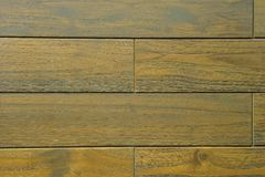 Wooden texture. Wooden wall in the coffee shop Stock Images