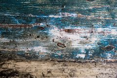 Wooden Texture. Weathered wooden and damaged Texture Stock Image
